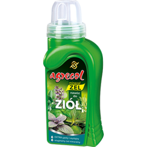 Nawóz do ziół mineral żel 250 ml Agrecol